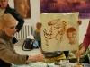 Japonų dailininko tapybos seminaras