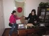 Motoko and Izumi @ Sugihara museum